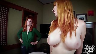 Mom Made Me Impregnate the whole shooting match ass family -Lady Fyre Vintage #2