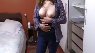 Our Maid Uniformly Off Give My Wifes Erotic Lingerie