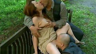 Astonishing sex scene Japanese exclusive watch show