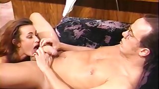 Brunette getting say no to pink pussy fucked