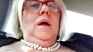 Bbw slut public calumniation